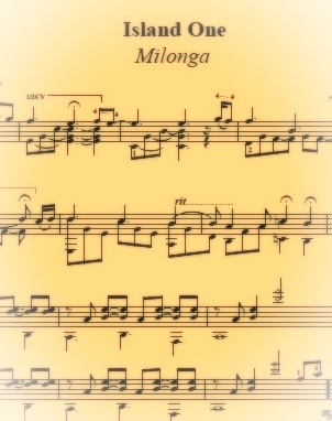 Island One: Milonga