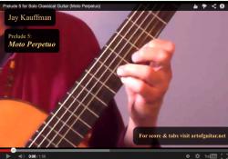 Prelude 5 (Moto Perpetuo) thumbnail